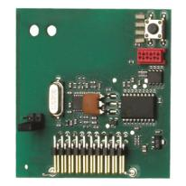 Radio receiver module, 4-channel, pluggable from SOMMER