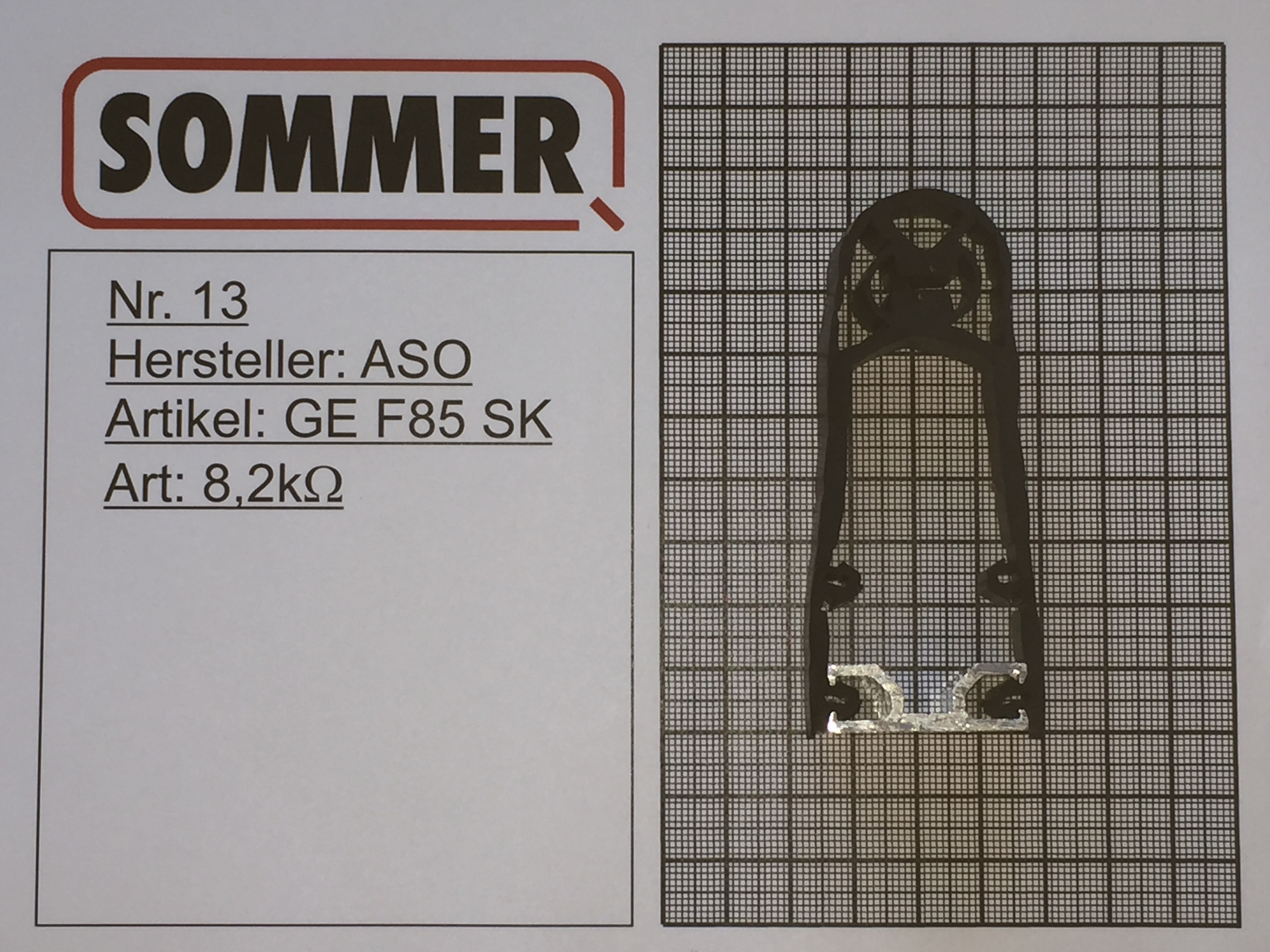 Certifications - SOMMER Door & Gate Automation UK Ltd