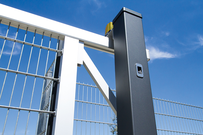 ENTRAsys FD access system from SOMMER
