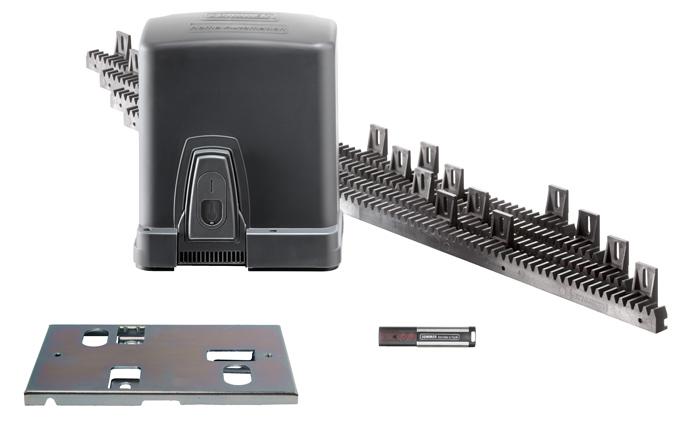 SOMMER STArter - kit complet d'automatisme de portail coulissant
