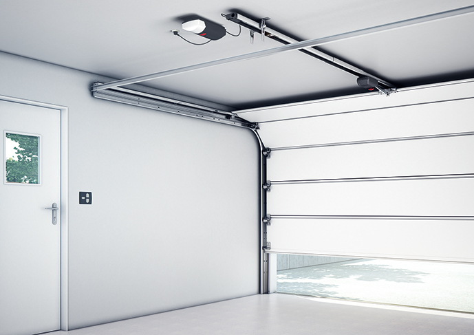 SOMMER duo vision ceiling installation type