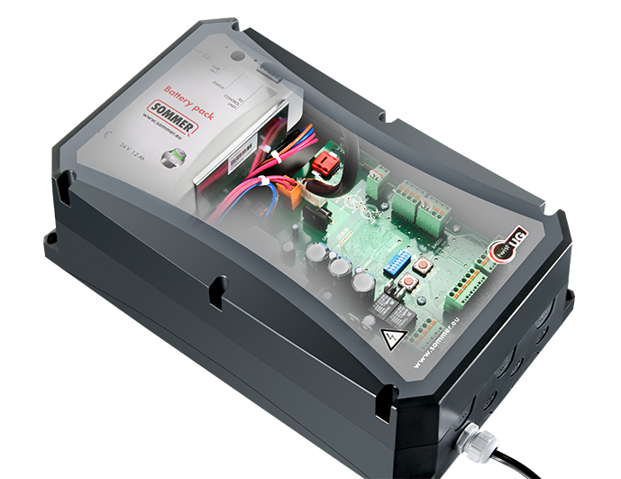 SOMMER twist UG control unit