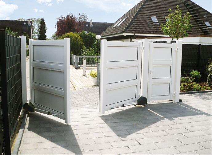 SOMMER twist XL swing gate operator