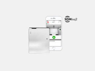 SOMweb Smart Home solution from SOMMER