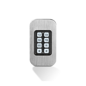 Access control system for house doors from SOMMER