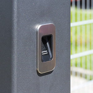 Access control system for universal application